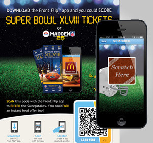 <span>McDonald&#8217;s Super Bowl Promo</span><i>→</i>