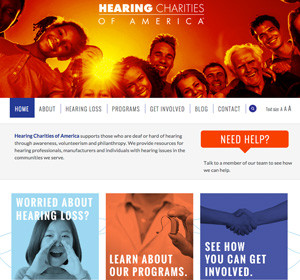 Next<span>Hearing Charities of America Website</span><i>→</i>